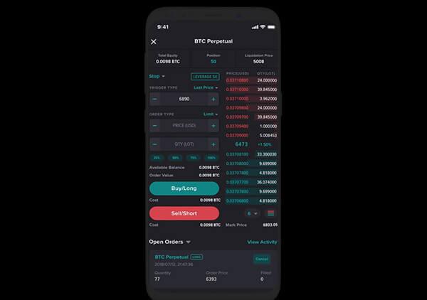 poloniex app
