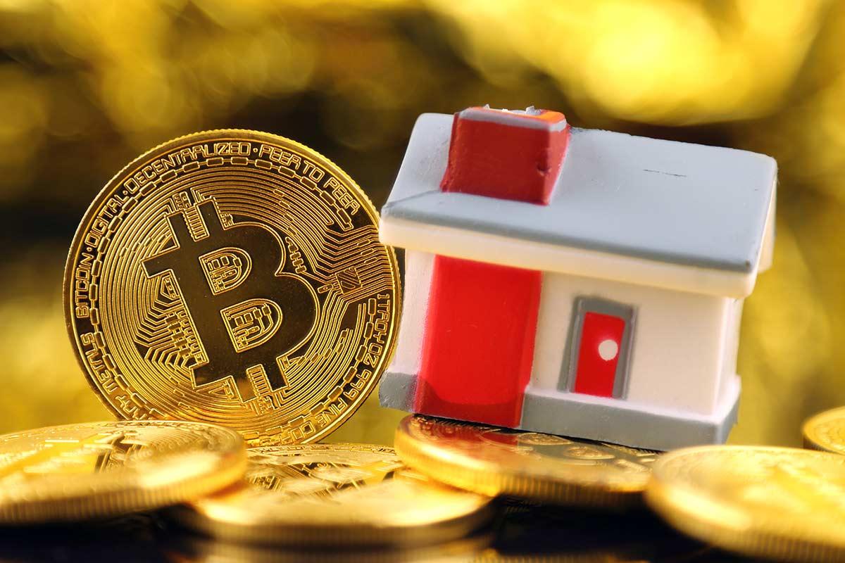 Negli USA adesso è possibile pagare il mutuo tramite crypto